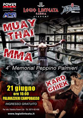 4° Memorial Peppino Palmieri